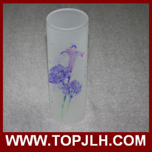 Decorative Blank Sublimation Vase Glass Flower Vase