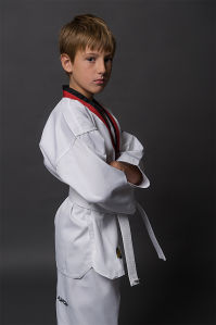 High Quality Custom Taekwondo Clothing, Children Gym Wear pictures & photos