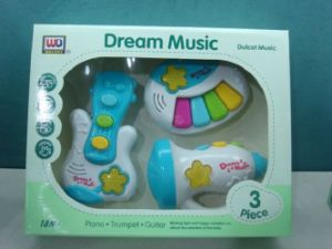 Kids Plastic Educational Dulcet Music Baby Toy pictures & photos