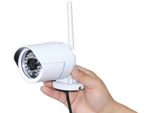 Hot Sale Mini Wireless Network IP Camera pictures & photos