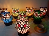 Tiffany Animals Lamp (A15-1PT43)