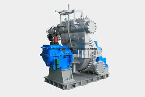 Back Pressure Steam Turbine (B1-60) pictures & photos