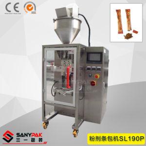 Nut/Popcorn/Flour/Yogurt/Spice/Rice Sachet Packaging Machine pictures & photos