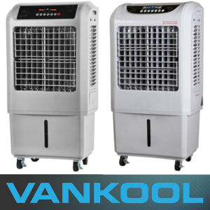 2500CMH Big Air Flow Mobile Air Cooler Fan with 30 Liters Water Tank Ar Condicionado Portatile pictures & photos