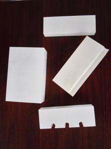 High Alumina 92% 95% Alumina Ceramic Lining Brick for Ceramics Industry pictures & photos