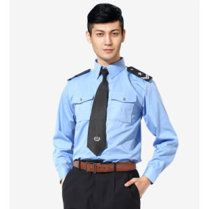 Blend of Cotton and Polyester Security Guard Uniform pictures & photos