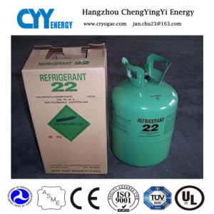 99.8% Purity Refrigerant Gas R22 (R134A, R404A, R410A, R422D, R507) pictures & photos