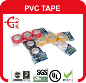 PVC Insulation Tape for Fire Resistance Electrical Tape pictures & photos