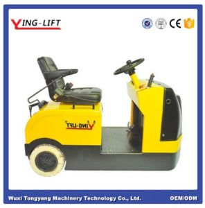 Aircraft Tow Tractor, Electric Tow Tractor, Baggage Towing Tractor pictures & photos