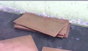 Tungsten Copper Sheet/Wcu Alloy Sheet / Heat Sinks of Electronic Packaging /Tungsten Copper Composite (WCu) pictures & photos