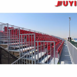 Manufacturer Jy-716 Movable Bleacher, Movable Bleacher for Race Track, Stadium, Sports Games, Events Hot Sale Steel Structure Bleacher pictures & photos