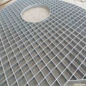 Unbeatable Price Plug Steel Bar Grating for Platforms and Trench pictures & photos