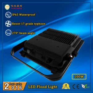 Philips Brand LEDs 3 Years Warranty 100W IP65 LED Floodlight for Sports Fields pictures & photos