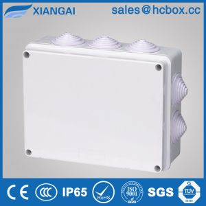 Waterproof Electrical Box Terminal Box Camera Box Junction Box IP65 Hc-Ba200*155*80mm pictures & photos
