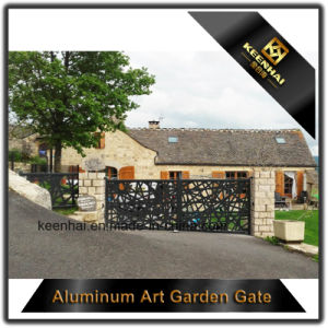 Aluminum Front Yard Gate for Villa pictures & photos