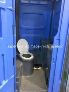 2016 Hot Sale Portable Prefabricated/Prefab Public Mobile Toilet pictures & photos