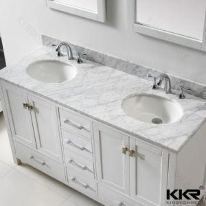 Wholesale Artificial Quartz Countertop Marble Italian Bathroom Vanity pictures & photos