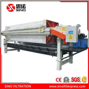 Domestic Industrial Automatic Hydraulic PP Membrane Filter Press pictures & photos