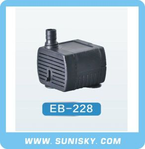AC 110V/120V/220V/240V Mini Fountain Water Pump pictures & photos
