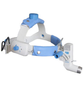 All in One Headlight and Dental Loupes 2.5X pictures & photos