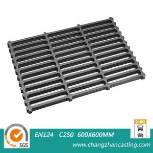 BS En124 Drainage Channels Cast Iron Gully Gratings pictures & photos