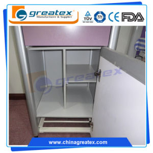 Bedside Cabinet / Hospital Bedside Table / Home Care Beside Cabinet (GT-TA038B) pictures & photos