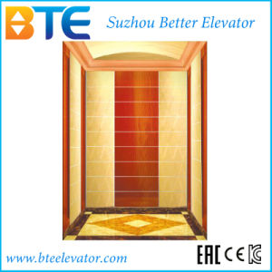 High-Class Vvvf Traction Gearless Passenger Elevator