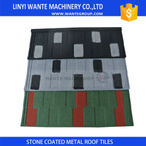 Wante/Sheet Metal Fabrication Stone Coated Roof Tiles Are New Kind of Metal Detector pictures & photos