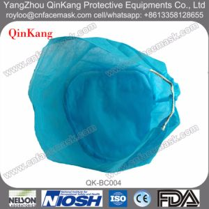 Disposable Elastic Medical Surgical Cap pictures & photos