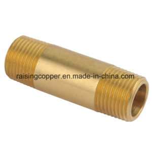 Brass Nipple for Drinking Water pictures & photos