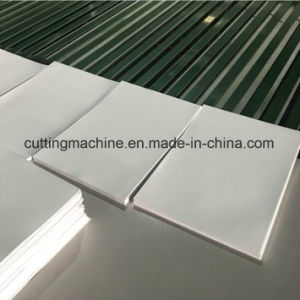 Automatic A4 Size Paper Cutting Machine pictures & photos