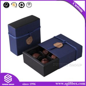 Eco-Friendly Bespoke Cardboard Packaging Gift Candy Chocolate Box pictures & photos