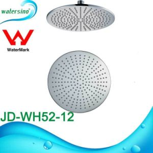 Square Deisgn 10′′ Brass Shower Head for Sanitary Wares with Watermark pictures & photos