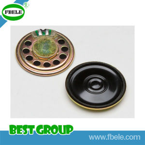 Fbf30-1 Stable Performance 30mm 8 Ohm Mylar Speaker (FBELE) pictures & photos