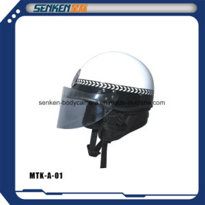 Senken High Quality Motorcycle Helmet for Police pictures & photos