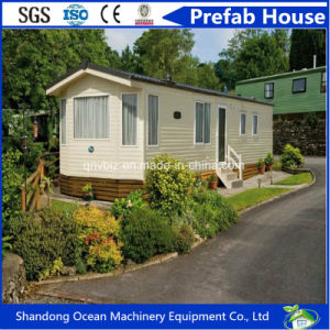 ISO 9001 Certificated High Quality Modular Prefab House of Steel Structure House pictures & photos