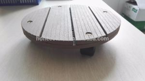 Ecofirendly WPC Trolley/ Wood Plastic Composite Plant Trolley pictures & photos