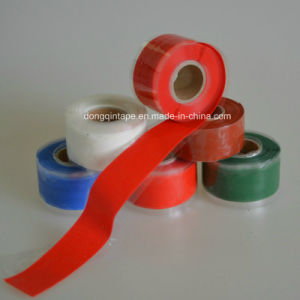 Manufacture of Self-Fusing Silicone Rubber Tape pictures & photos