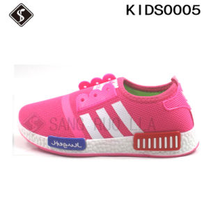 2017 Top Quality Kids Sports Running Shoes pictures & photos