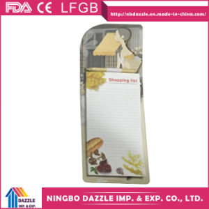 Wholesale Cheap Portable Shopping List Notepad with Pencil pictures & photos