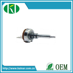 13mm Precision Rotary Potentiometer with Metal Shaft Wh13-1 pictures & photos