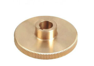 Brass Forged Electric Instrument CNC Machined Part