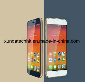 China Mobile Phone Mtk Solution Quad Core CPU 5.5 Inch 8splus pictures & photos