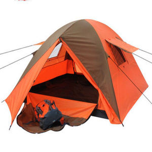 4 Season Double Layers Camping Tent