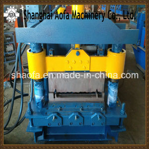 Joint-Hidden Roof Panel Roll Forming Machine pictures & photos