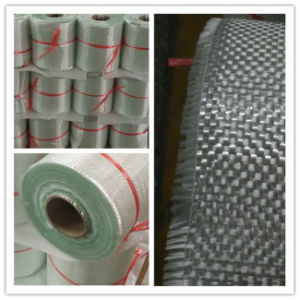 E Glass Glassfiber Woven Roving Fabric 500g pictures & photos