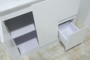 Modern Bathroom Cabinet Australian Standard MDF Wood Wall Hung Bathroom Vanity pictures & photos