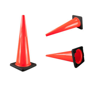 """USA Style 36"""" Soft PVC Cone (S-1239) pictures & photos"""