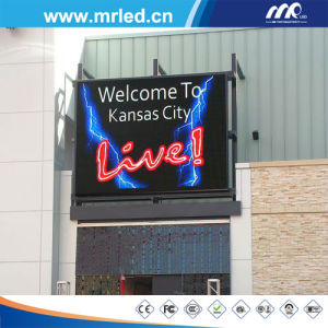 Mrled Product - P8mm Outdoor Full Color LED Display Screen with IP67/IP65 pictures & photos