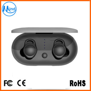 Cheap and Good Quality Mini Earhook Style Gaming Stereo Bluetooth Wireless Earphones pictures & photos